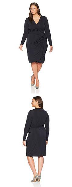 Lark Amp Ro Women S Short Jacquard Dress With Belt