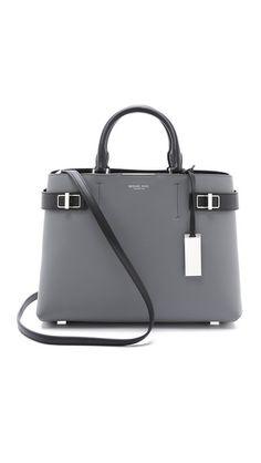 Beautiful kate spade satchel in grey