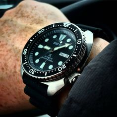 #Seiko SRP777. A fantastic reissue of the 6309.