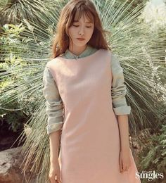 A Moment With Gu Hye Sun For April Singles | Couch Kimchi