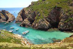 Arquipélago das Berlengas . Portugal