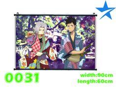 Katekyo Hitman Reborn Anime Wallscroll