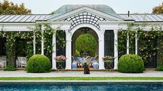 Tory Burch Takes AD Inside Her Southampton Home | Architectural Digest