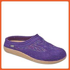 Giesswein Women's Bella Purple Slipper - Slippers for women (*Amazon Partner-Link)