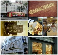 3 Streets Not to Miss in New Orleans French Quarter #nola #travel #wanderlust