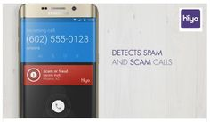 Best Caller ID App to Filter or Block Spam Phone Calls: Hiya vs Truecaller #verizon #spam #filter http://rhode-island.nef2.com/best-caller-id-app-to-filter-or-block-spam-phone-calls-hiya-vs-truecaller-verizon-spam-filter/  # Best Caller ID App to Filter or Block Spam Phone Calls: Hiya vs Truecaller Nobody likes to get unsolicited phone calls and be interrupted in the middle of an important work. Unfortunately, with the rise of online shopping, it's nearly impossible to keep one's contact…
