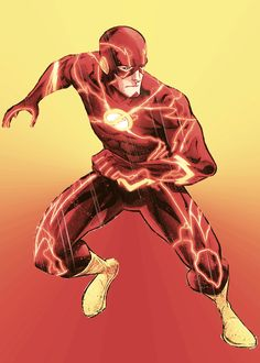 New 52 Flash