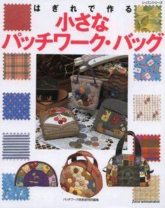 Revista Japonesa 7 - Bolsas em Patchwork - Zecatelier - Picasa Albums Web