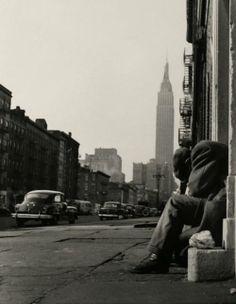 LARRY SILVER 34th Street, New York, NY, 1952