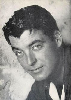 Rory Calhoun. Had the biggest crush on him when I was an impressionable teen. :)