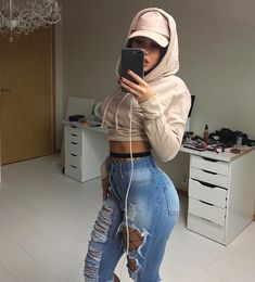 Dope Outfits, Swag Outfits, Fall Outfits, Summer Outfits, Casual Outfits, Teen Fashion, Fashion Outfits, Womens Fashion, Fashion Trends