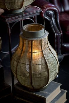 Mothology.com - Pear Bamboo Lantern, $95.00 (http://www.mothology.com/pear-bamboo-lantern/)