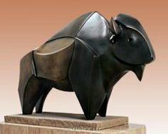 Fabricated Buffalo