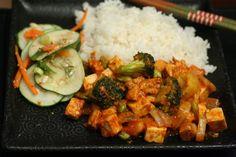 Generic Korean Dinner