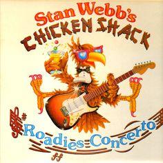 Stan Webb's Chicken Shack - Roadies Concerto