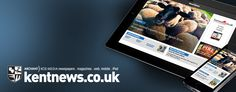 Kent News was the first regional newspaper to launch an app using PageSuite Live - download their free app here: https://itunes.apple.com/gb/app/kent-news/id501695054?mt=8