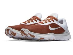 Texas Longhorns Nike NCAA Free Trainer V7 Week Zero Shoes