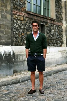 Perfect menswear summer date night outfit