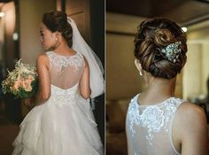 Be a Blushing Bride Wedding Gowns, Couture, Bride, Portrait, Elegant, Lace, Illusion, Facebook, Clothes