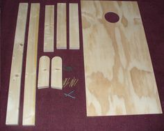 DIY Cornhole Set is part of Corn hole diy - Diy Yard Games, Diy Games, Backyard Games, Outdoor Games, Outdoor Ideas, Woodworking Projects For Kids, Diy Wood Projects, Woodworking Crafts, Wood Crafts