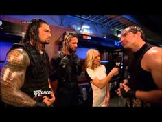 WWE - Some moments from the Shield
