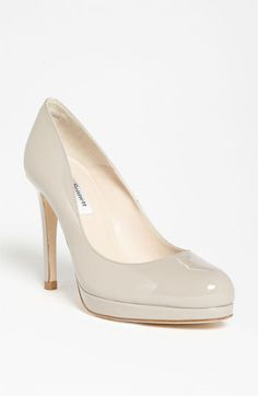 This is a gorgeous shoe! No wonder Kate Middleton wears it. L.K. Bennett 'Sledge' Pump at Nordstrom ($345)