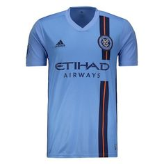 da0c18826 Camisa Adidas New York City FC Home 2019 Masculina - Azul