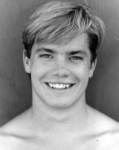 Young and cute: Timothy Olyphant