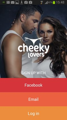 The CheekyLovers dating app is a handheld version of the dating site of the same name and it can surely be called one of the leading venues for singles who are always on the go. If you share the same lifestyle and are on a quest for new dates, fun-loving friends, or open-minded people to chat with, our online dating app is at your service! Our fun spot calls thousands of singles who are ready for an online dating experience. #androidapp