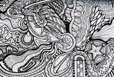 Free Image Trippy Coloring Pages For Adult Coloring Activity / All About Free Coloring Pages for Kids