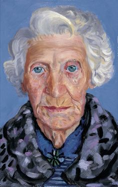 David Hockney - Mum (1988-89)  #RePin by AT Social Media Marketing - Pinterest Marketing Specialists ATSocialMedia.co.uk