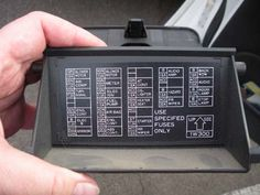 f07c30a118f63f871abfb15c2751031b fuse panel nissan pathfinder 27190 61m00 control model for nissan fuses pinterest nissan 1997 nissan pathfinder fuse box diagram at mifinder.co