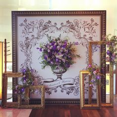 Backdrop Decorations, Ceremony Decorations, Backdrops, Wedding Designs, Wedding Styles, Diy Wedding, Wedding Flowers, Deco Floral, Ceremony Backdrop