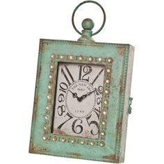 Bruges Table Clock