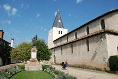 Village - Landes chalosse