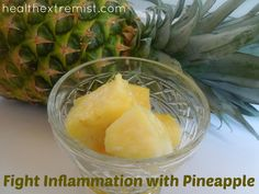 Fight Inflammation with Pineapple