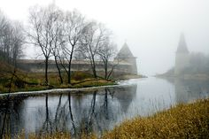 Misty Morning - Oleg Glebov