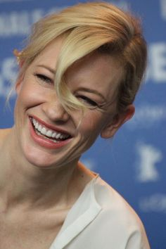 """""""I live my life parallel with my work, and they are both equally important. I'm always amazed how much people talk about celebrity and fame. I don't understand the attraction. Cate Blanchett"""""""