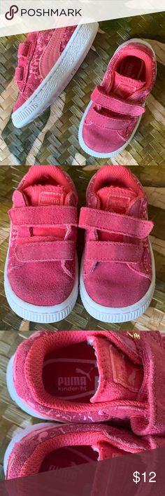 Designs Puma Kids Tsugi Jun V Schwarz Outdoor Schuhe Mädchen