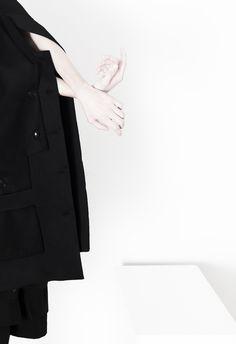 | Irregularity |  #orphanbird #minimal #editorial #minimalism #aw15 #minimalist