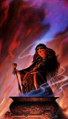 ☆ Hecate's Cauldron :¦: Artist Michael Whelan ☆