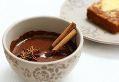 Stiamo disegnando pensieri: La cioccolata calda perfetta