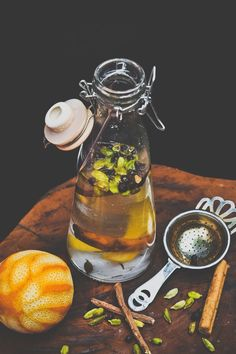 Don't worry, you don't need to go breaking any distillation laws here but you will make the most wonderful, aromatic gin that you will fall in love with.