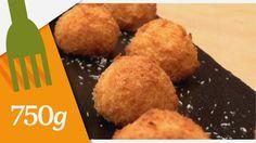Rochers à la noix de coco ou congolais - 750 Grammes