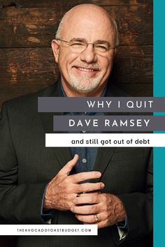Dave Ramsey is a big name is the personal finance space. While he has helped thousands of people get out of debt, I also believe that his tactics can be hurtful and counterintuitive. Here are the top reasons why I don't follow Dave Ramsey's baby steps, and why maybe you shouldn't either. Learn why credit score is important, especially to minorities and underserved populations, and why debt is not always a bad thing. #daveramsey #financialfreedom #budgetingtips #gooddebt Investing Money, Saving Money, Sinking Funds, Debt Snowball, Cash Envelopes, Thing 1, I Quit, Get Out Of Debt, Dave Ramsey