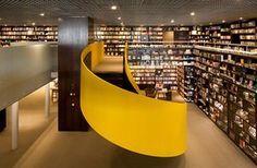 Livraria da Vila in Sao Paulo, Brazil.