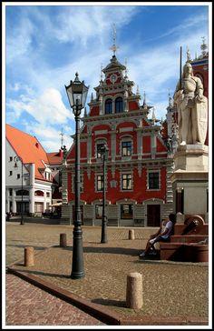 Riga, Latvia Copyright: Roger Godet