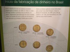 Início da fabricação do dinheiro no Brasil - Museu de Valores BCB