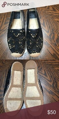 1cd4c356c290 Size Only selling because too tight after having a baby  ( Tory Burch Shoes  Espadrilles