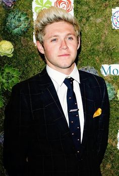 Niall at the Horan and Rose Event ♥